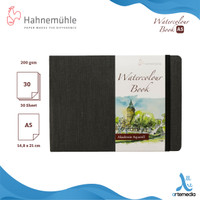 HAHNEMUHLE WATERCOLOR BOOK A5