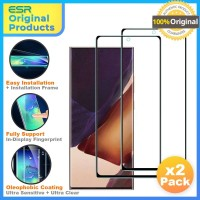 ESR Full Cover Tempered Glass Samsung Note 20 Ultra Note20 Anti Gores
