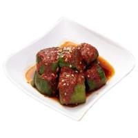 Kimchi Timun Fresh SamWon Makanan Korea