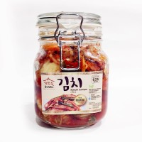 KIMCHI PREMIUM MIX SAWI WORTEL LOBAK 625 GRAM SAMWON Makanan Korea