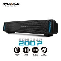 Speaker Sonic Gear U200P SonicBar SonicGear U 200 P