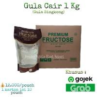 Fructose 1Kg / Gula Cair / Gula Singkong Cair 1Kg (Khusus Ojol)