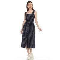 Cottonology Kiara Salur Dress Wanita