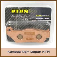 Kampas Rem Depan KTM Husqvarna Otom