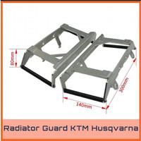 Pelindung Radiator KTM Husqvarna - Radiator Guard KTM Husqvarna