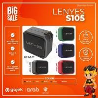 Speaker Bluetooth Lenyes S105 Tahan Banting Waterproof IPX7 Original