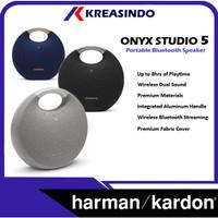 Harman Kardon Onyx 5 / Studio 5 Bluetooth Portable Speaker Resmi