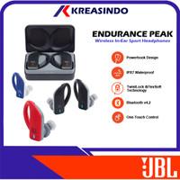 JBL Endurance Peak True Wireless Sport Earphones Garansi Resmi IMS