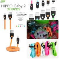 Hippo Caby2 Kabel Lightning 200Cm