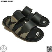 Sandal Pria Sendal Cowok Double Strap Sandal Casual Stexel Genio