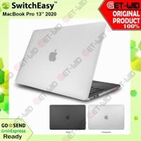 "Case MacBook Pro 13"" 2020 SwitchEasy Nude Slim Hard Case"
