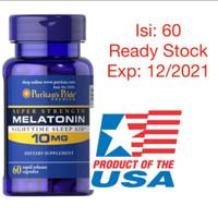 Ready.. melatonin puritan 10 mg..puritans pride