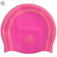 Topi Berenang Adidas Swim Cap Silicone Original 100%