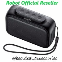 Robot RB100 Bluetooth Speaker 5.0 Dots (spt JBL Go / Anker Soundcore)