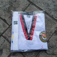 Baju Taekwondo Anak GAP (Kerah Merah Hitam)