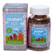 Wellness Gummy Kids 70 Multivitamin