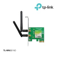 TP-Link TL-WN881ND 300Mbps Wireless N PCI Express Adapter - TPLink 881