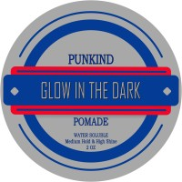 Glow in the Dark Pomade (pomade menyala dalam gelap)