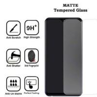 TEMPERED GLASS MATTE ANTI MINYAK FINGER GLARE OPPO REALME C3 C11 C15