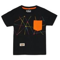 ORKIDS Baju Kaos Anak Sym Black