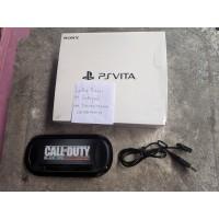 PlayStation PS Vita Fat Call of Duty Limited Edition RARE Henkaku 00
