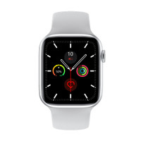 IWO W26 Smart Watch Series 6 with Call Message Reminder Smartwatch - silver