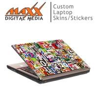 Maxx Garskin Sticker Skin Laptop Custom FUJITSU
