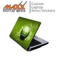 Maxx Garskin Sticker Skin Laptop Custom DELL