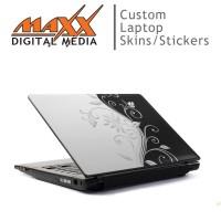 Maxx Garskin Sticker Skin Laptop Custom AXIOO