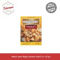 Mauri-pan Ragi Instant Aktif 4 x 12 gr / Mauripan