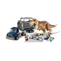 69003 Lego Jurassic World T. rex Transport Dinosaurus