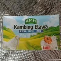 SUSU KAMBING ETAWA RASA JAHE