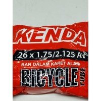 Kenda Ban dalam 26 x 1.75 / 2.125 sepeda MTB federal mini pentil motor