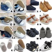Sepatu Bayi Laki laki Cowok Baby shoes prewalker Checker Board Vans