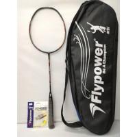 Raket Badminton FLYPOWER - Kaligelis (Free : Tas + Senar)