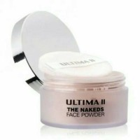 ULTIMA II The Naked Face Powder 30g