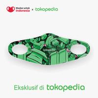Tokopedia 11th Anniversary by Dimas Dwiprasetyo x Masker untuk ID