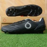Sepatu Bola Ortuseight Forte Savage FG - Black/Silver