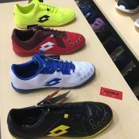 Ready Stock Obral Sepatu Futsal Original Lotto Squadra In Murah Promo