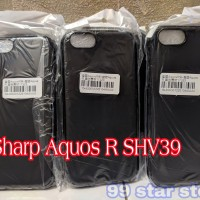 Softcase Sharp Aquos R Shv39