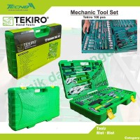 TEKIRO Mechanic Tool Set 100 pcs