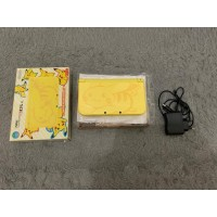 Nintendo New 3DS XL Pikachu Limited Edition 64GB