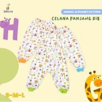 Blessing babywear-Celana Panjang Bayi-SZ:NB-S-M-L-A-3w/alpha