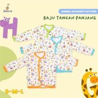 Blessing babywear-baju bayi tangan panjang-SZ:s-m-l-A-3w