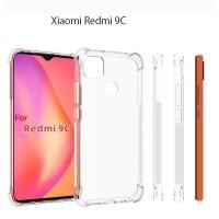 Casing Anti crack SoftCase for Xiaomi Redmi 9C