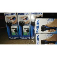 Philips Shaver Aqua Touch AT600 Rechargeable Tanpa Baterai