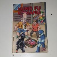 komik Kungfu Komang Vol. 32
