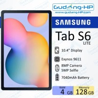 Samsung Galaxy Tab S6 Lite 4/128 GB Garansi Resmi SEIN