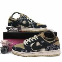 Sepatu Sneakers Nike SB DUnk Low X TRAVIS SCOTT Size 40-44 PremiumBNIB