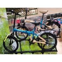 Jual Sepeda Lipat United Quest Murah Harga Terbaru 2020